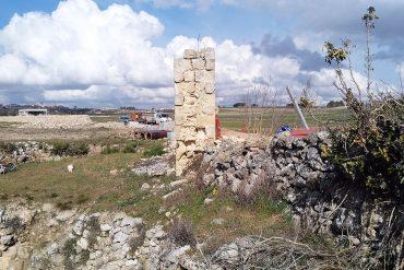 ALTAMURA - Mura Megalitiche